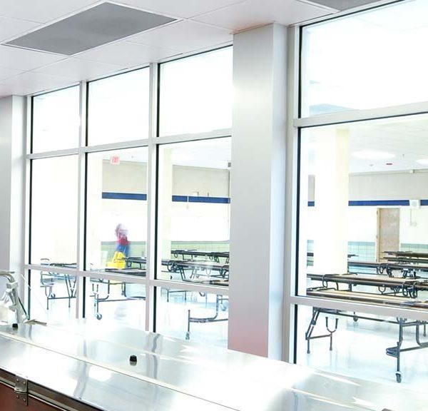 School Cafeteria Remodel