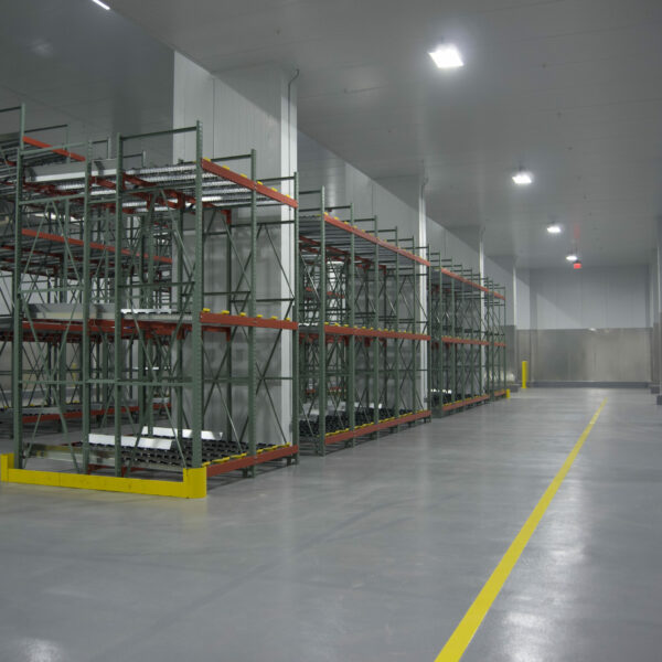 Warehouse Freezer